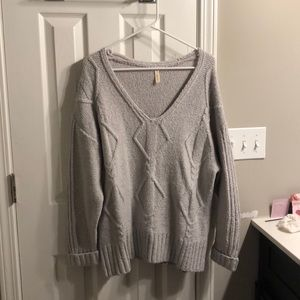 Little Gypsie Boutique Off the shoulder sweater